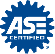 Our technicians are ASE-Certified